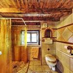 Salle d'eau avec wc accessible en fauteuil