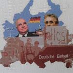 Deutsche Einheit: Helmut Kohl und Egon Krenz