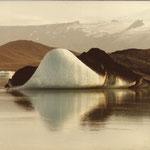 Iceland - Vatnajokull ghiacciaio