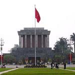 Hanoi, mausoleo Hochiminh