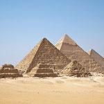 Piramidi Cheope, Chefren e Micerinos