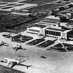Beijing airport 1960s