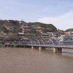 ponte sul fiume Huan He