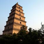 xian, Pagoda dell'oca selvatica