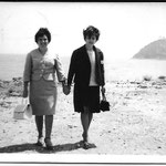 1964 - mamma e Angela - mother and Angela
