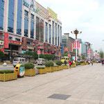 Guilin, road