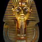 Tutankamon, maschera d'oro