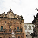 Salvador de Bahia, chiesa