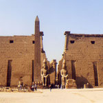 Luxor, tempio