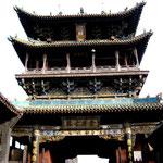 porta pagoda
