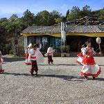 Lijiang danza locale