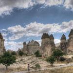Cappadocia fungarole - landscape
