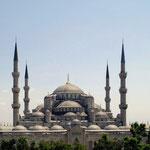 Istanbul, moschea di Santa Sofia