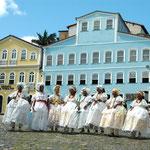 Salvador de Bahia, Piazza
