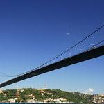 Istanbul, ponte sul Bosforo