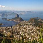 Rio veduta col Pan de Azucar