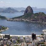 Rio baia Botafogo e  Pan de Azucar