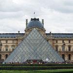 Parigi, Louvre Piramide