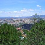 Dalat, panorama