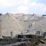 Pergamo, Acropoli