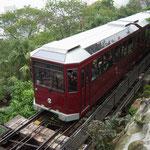 Hong Gong, Victoria Peak Tramway