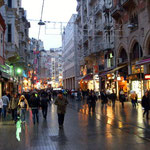 Istanbul, Istiklal street
