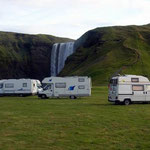 Iceland - tour by camper