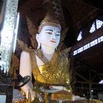 Yangon. Buddha Ngatatangyi