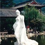 xian, la dea della belelzza