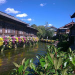 Lijiang canale