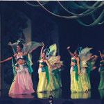 xian, danzatrici