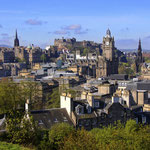 Edinburgh,  Castello - castle