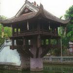 Hanoi, Tempio su un pilastro
