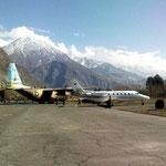 Chitral - aeroporto