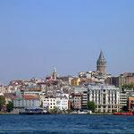 Istanbul, quartiere di Galata