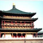 Xian, torre del tamburo