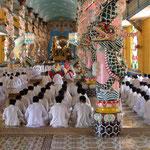 Tai Ninh, cattedrale caodaismo