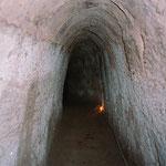 Cu Chi, tunnel sotterraneo