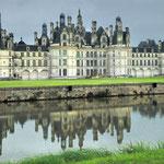 Francia,  Castello di Chambord - castle