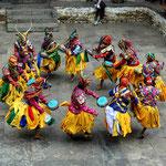 Kumbum, danza rituale