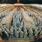 Xian, Terracotta army