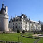 Francia, Castello di Chenonceau - castle