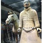 xian, Terracotta warrior