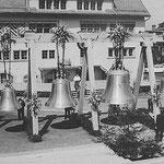 Glockenweihe am 15. August 1965 (Quelle: U. Christen Pfäffikon)