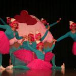 Das NZO Ballett nimmt sich in diesem Jahr Cupcakes als Thema vor
