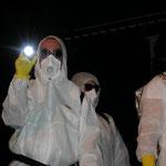 Aufgrund der technischen Schwierigkeiten des Vorjahres kann das Programm nur beginnen, wenn das Hüsemer Strahlenschutzkommando sein OK gibt