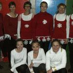 Die verzauberten Weihnachtsgrazien und ihre Engel
