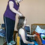 Haare machen