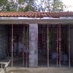 Transformation d'un garage en habitation à Saint Lumine