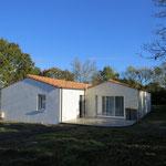 Maison après transformation